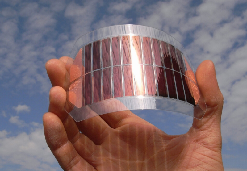 Researchers Make High-Efficiency Organic Photovoltaic Small Cells on a Glass Substrate