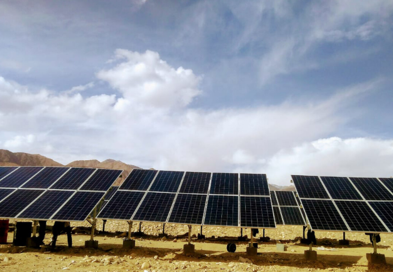 SECI Extends Bidding Deadline for its Solar Tender with Battery Storage in Leh and Kargil