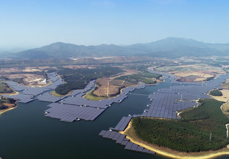 Taiwan's Chenya Energy Receives Financing for World's Largest Floating Solar Project