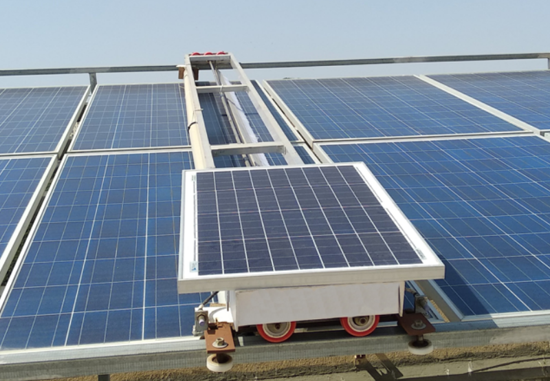 CEL Seeks Start-Ups to Assist in Manufacturing Waterless Solar Module Cleaning Systems