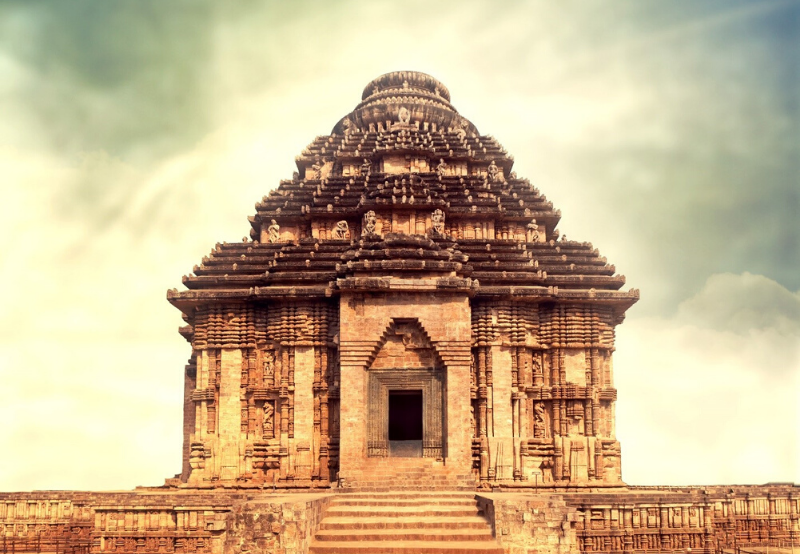 _Odisha's Konark Sun Temple to Soon Be Solar-Powered