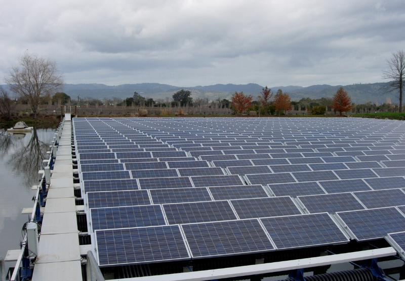 SECI Extends Bidding Deadline for 4 MW of Floating Solar with 2 MW of Battery Storage