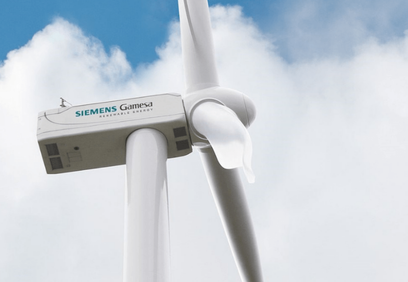 Wind Turbine Maker Siemens Gamesa's Revenue Slips 7.7%