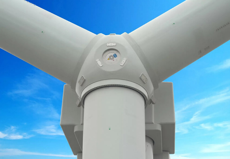 GE to Come up With Taller Wind Turbines With Optimized 3D Printed Concrete Bases