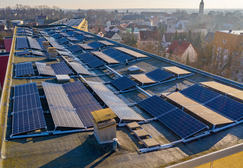 Haryana Invites Bids for 30 MW of Rooftop Solar Systems on Government Buildings