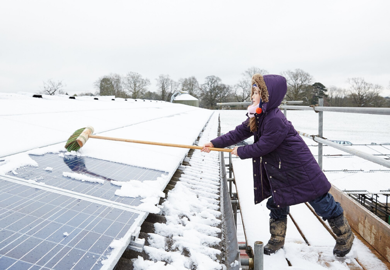 IEC Issues New Standard for Testing Resistance of Solar Modules to Heavy Snow