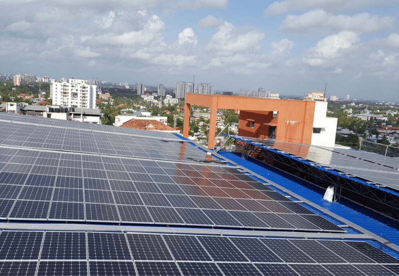 Rajasthan Tenders 1.6 MW of Rooftop Solar With Locally Made Modules