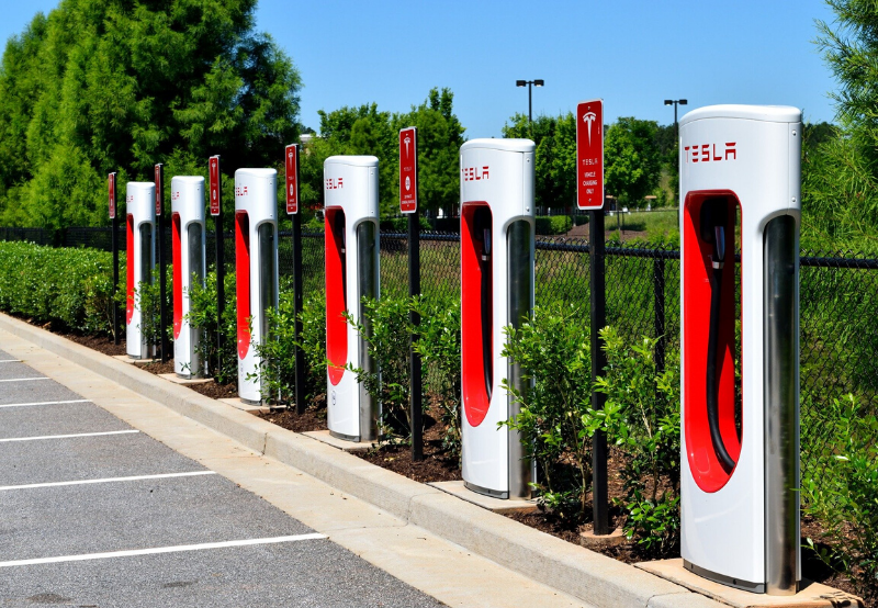 Tata AutoComp and US-Based Tellus Power to Set up EV Charging Stations in India