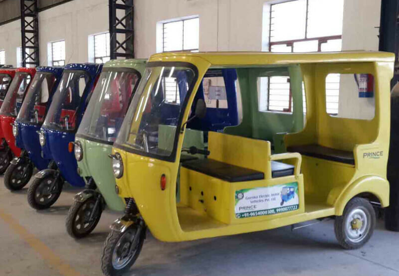 Electric Two-Wheeler Maker Ampere acquires 74% stake in E-Rickshaw Company Bestway