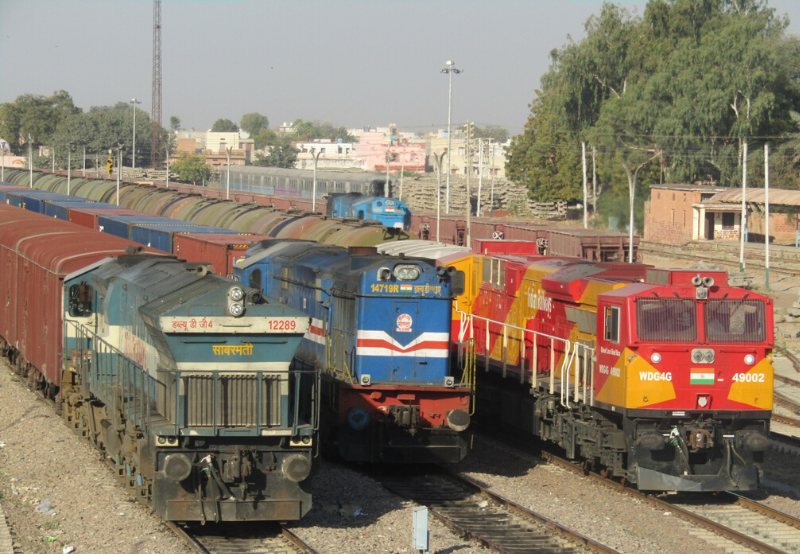 Railways Issues Tender Mandating Made in India Cells & Modules for 1 GW of Solar Projects