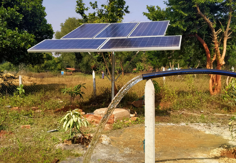 Rajasthan Approves Levelized Tariff of ₹3.14_kWh for 725 MW of Solar Under KUSUM Program