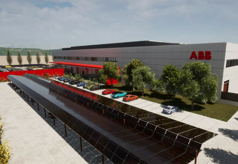 ABB to Build a Manufacturing Facility in Italy to Meet Global Demand for EV Chargers