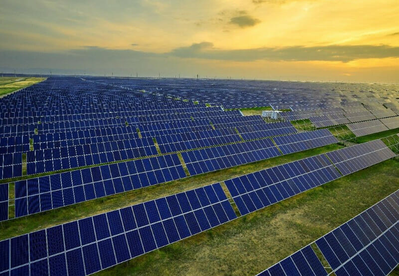 China Adds 11.5 GW of Solar Capacity in the First Half of 2020
