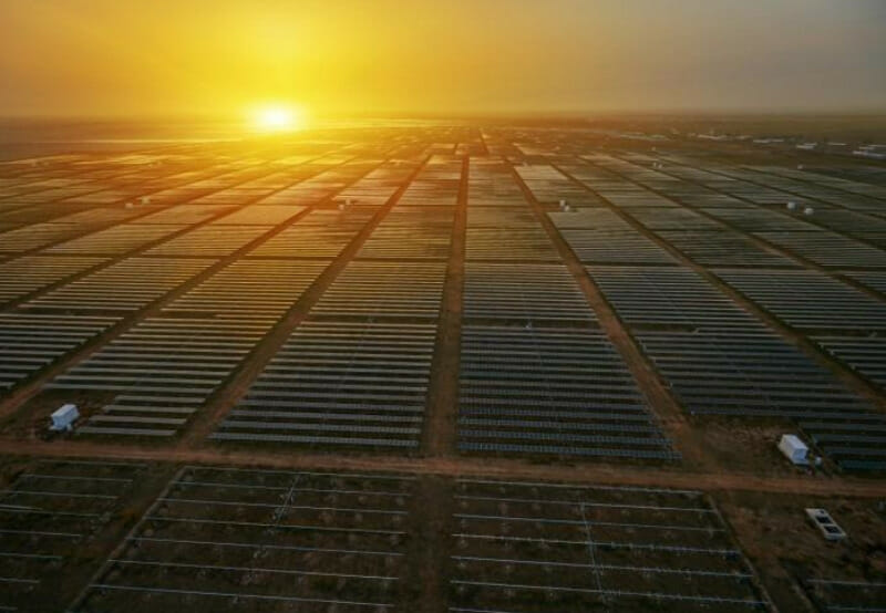 First Solar Offers First-of-its-kind Grid Balancing Services With a 141 MW Solar Project