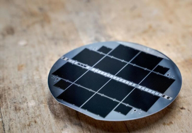 Fraunhofer Institute Reports New Record Efficiency of 25.9% for Tandem Solar Cells