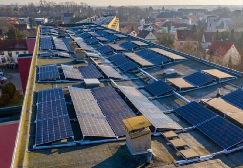Patna Sets Up Solar-Powered COVID-Care Facility