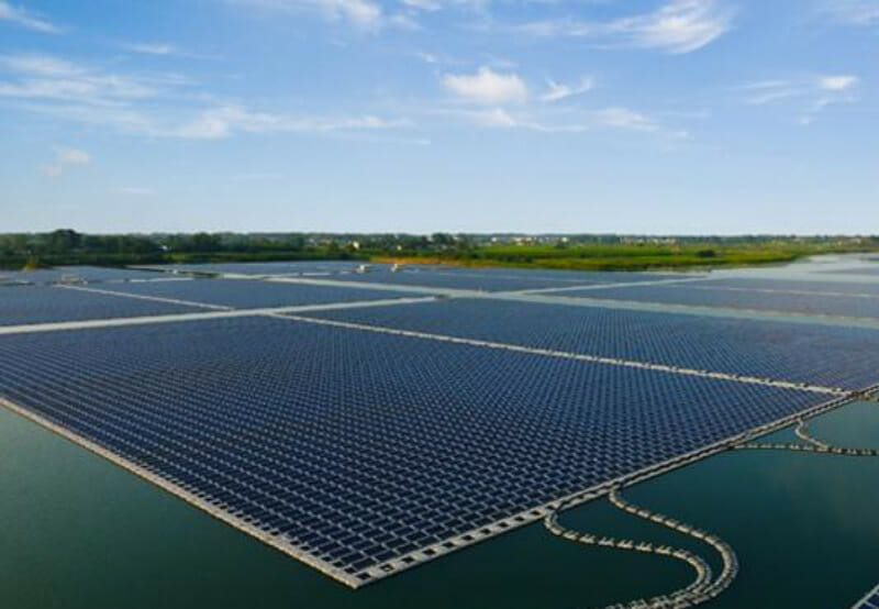 Tender Reissued for a 25 MW Floating Solar Power Project in Madhya Pradesh