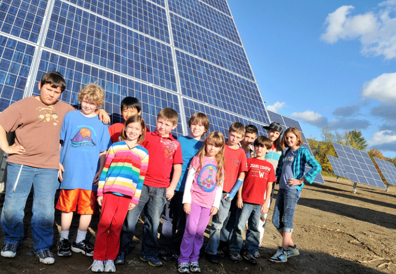 7,332 Schools in the United States Benefit from Solar Energy