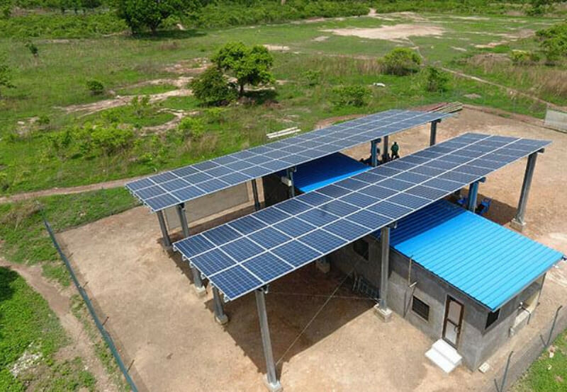BHEL Tenders Hybrid Inverters for Solar-powered Mini-Grids in Nigeria