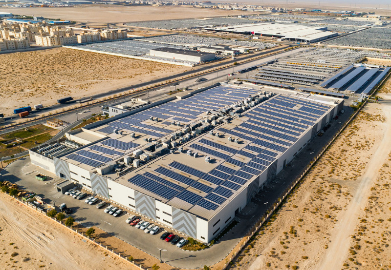 Daily News Wrap-Up_ UAE's Yellow Door Installs a 3.1 MW Solar Carport in Dubai