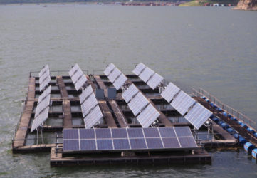 Damodar Valley Plans 1.7 GW of Floating Solar Projects in West Bengal and Jharkhand