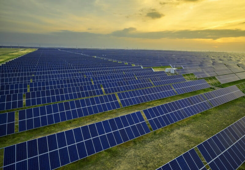 In 1H 2020, China, the US, Germany, and India Installed 22.3 GW of Solar