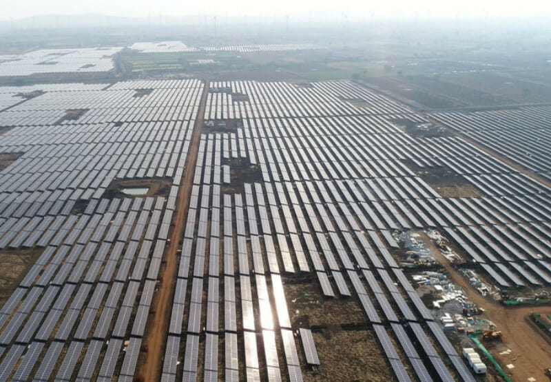 Petronas' Indian Arm Acquires 100 MW of Solar Assets from ACME at ₹8 Billion