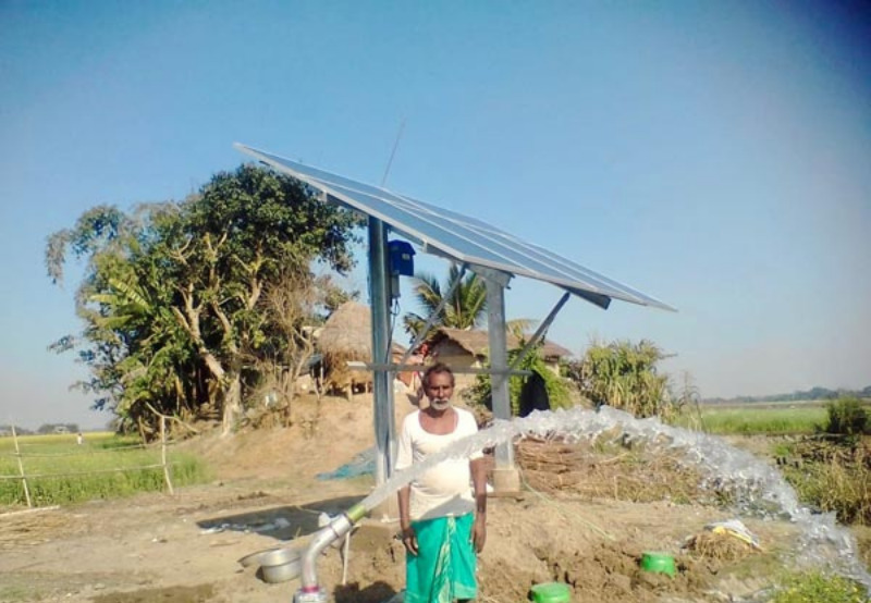 MNRE Invites bids to Install 50 Innovative Solar Pumps Under KUSUM Program