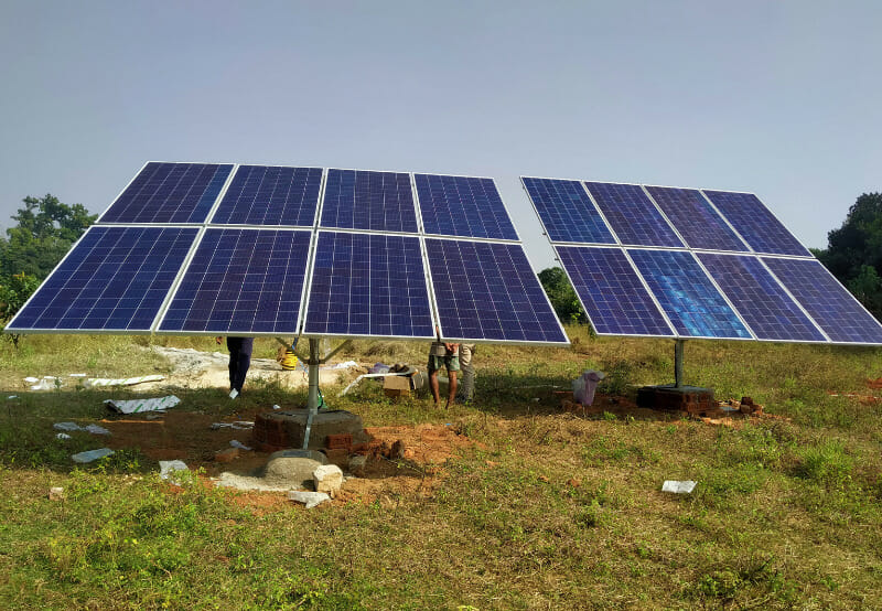 Tamil Nadu Proposes Levelized Tariff of ₹2.09_kWh for KUSUM-C Solar Program