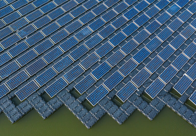 NHPC Seeks Bidders for a Detailed Project Report for a 100 MW Floating Solar Project