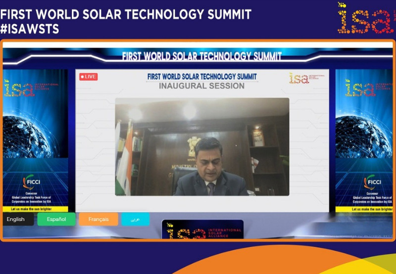 ISA, MNRE, and World Bank Get Onboard to Bolster Global Cooperation for Solar Energy