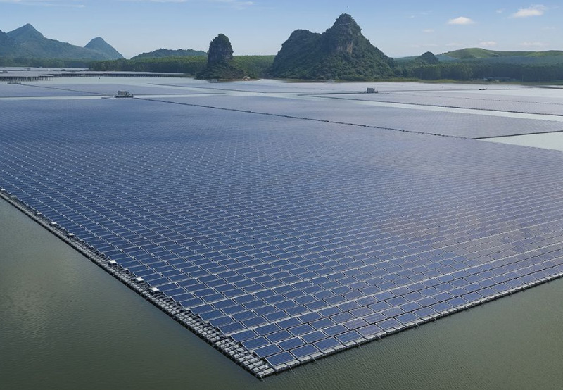 Daily News Wrap-Up_ Novus Green Wins a 15 MW Floating Solar Project in Telangana