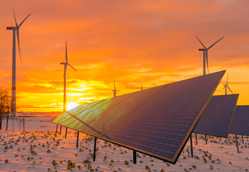 Gujarat Seeks Consultants for a 3.3 GW Wind and Solar Hybrid Park at Rann of Kutch