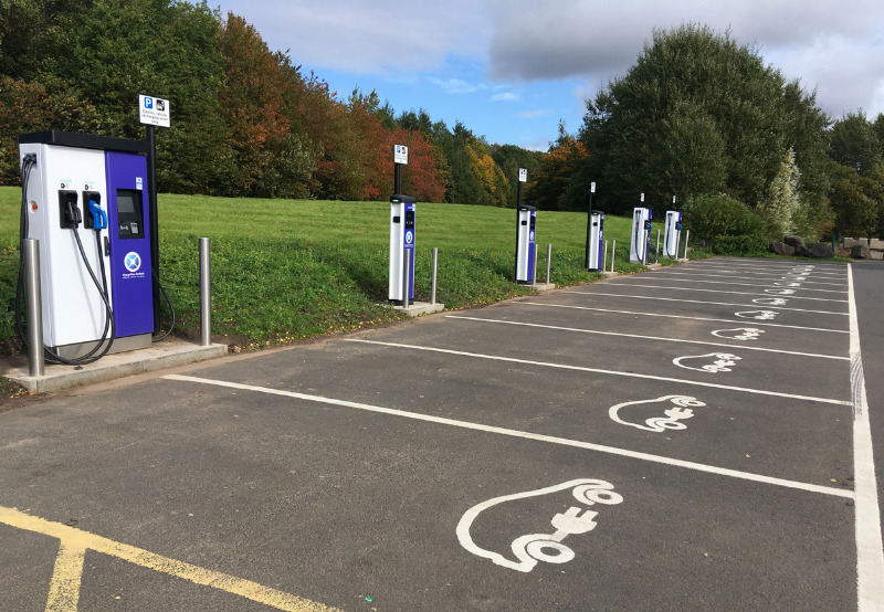 Proposals Invited for Installing EV Charging Infrastructure on Highways & Expressways
