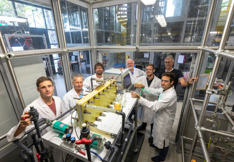 Researchers Develop a Sustainable Redox Flow Battery with Vanillin