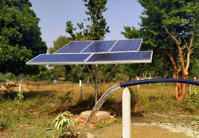 Uttar Pradesh to Install 179 Community Solar Tubewells under KUSUM Program