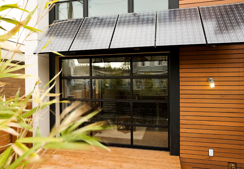 Best Residential Solar Project of the Year_ Novergy's BIPV System on a Penthouse