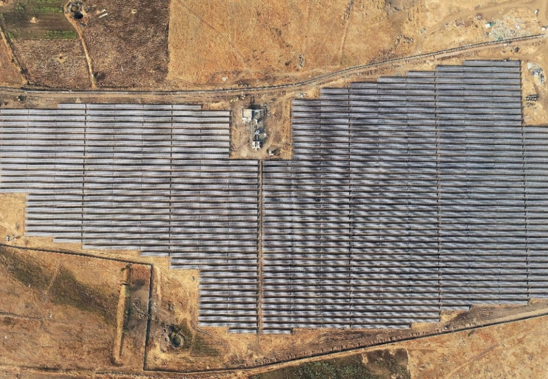 C&I (Ground-Mount) Project of the Year_ Amp Energy India's Open Access Project