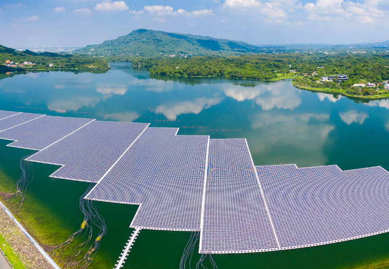 Tariff Adoption for Floating Solar Project in Uttar Pradesh Not in CERC's Jurisdiction