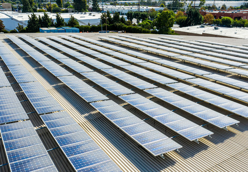 GAIL Invites Bids for 2.64 MW of Rooftop Solar Projects