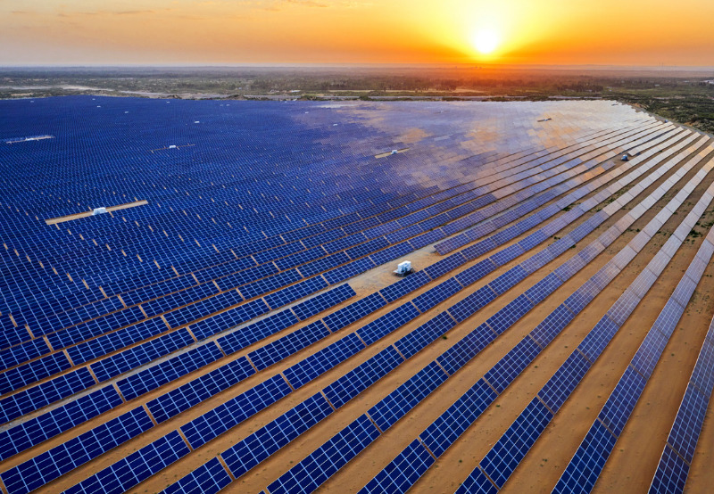 China Installs 5.33 GW of Solar Capacity in Q1 2021